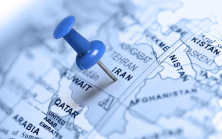 Transport to Iran
